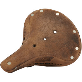 Brooks Flyer S Aged Saddle Made Of Corn Leather Women
